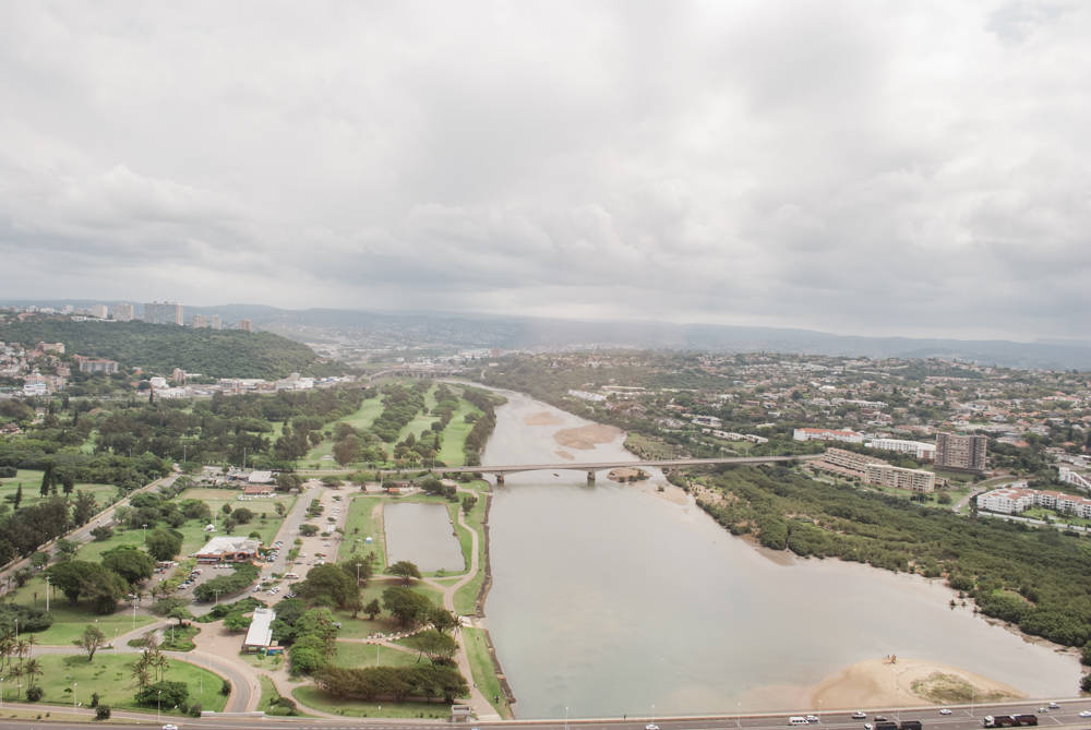 Helicopter Flight | Discover Durban - Umgeni River