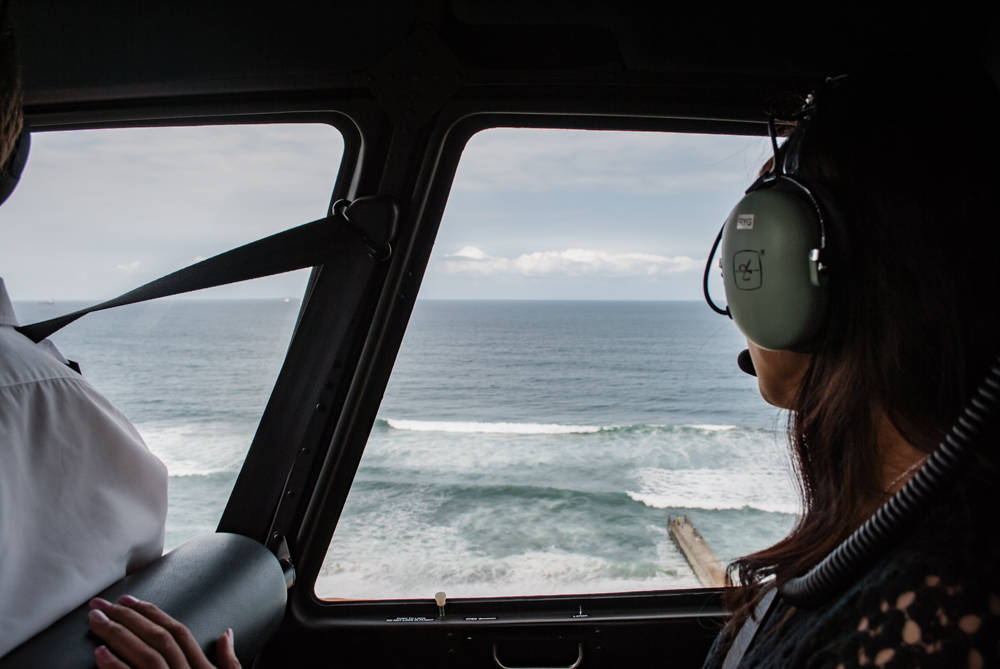 Helicopter Flight | Discover Durban - Indian Ocean