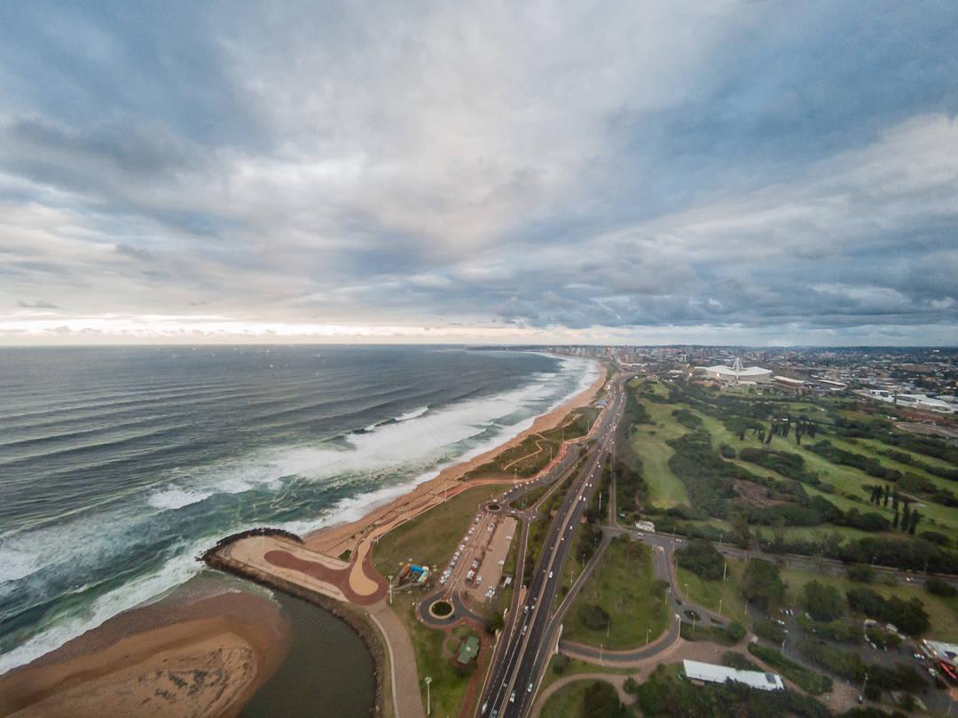 Helicopter Flight Karkloof Durban