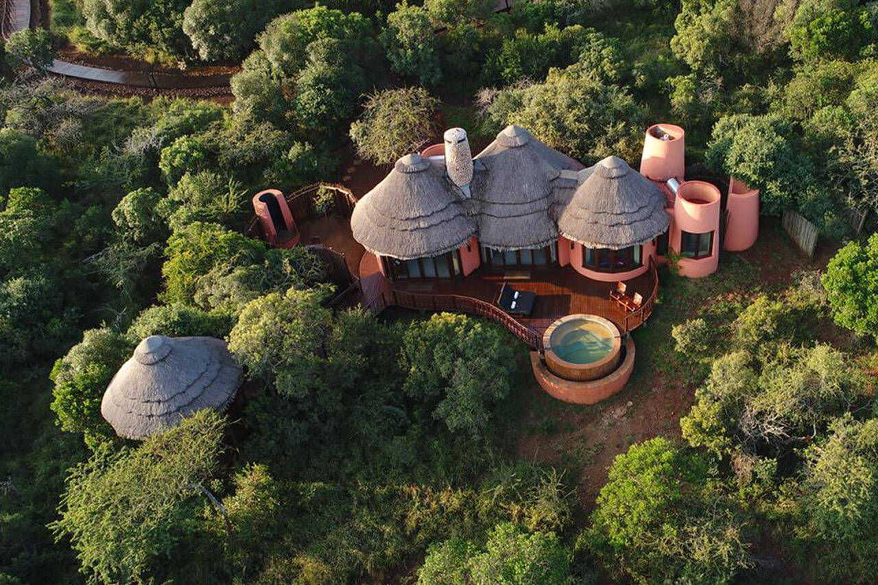 Luxury Helicopter Safari Thanda Private Game Reser
