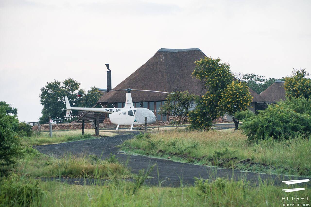 Nambiti Private Helicopter Safari