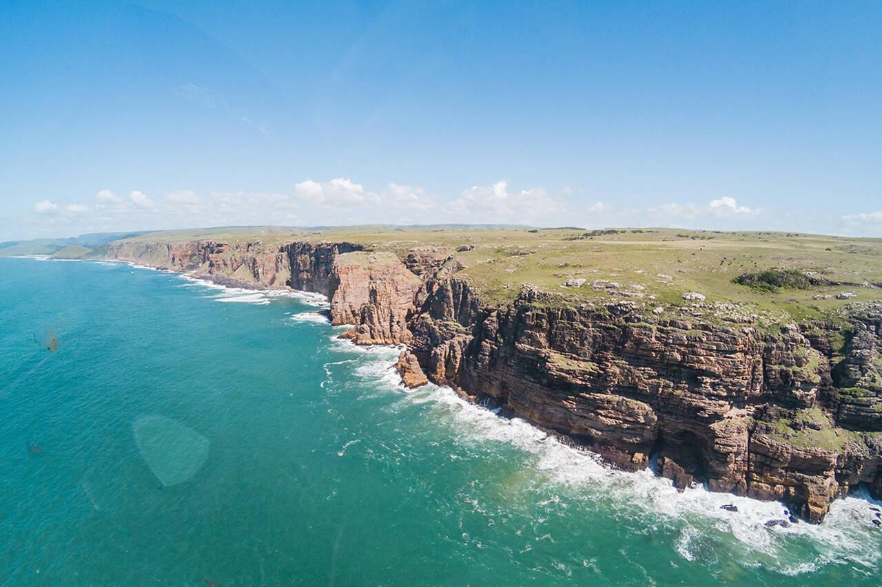 Wild Coast Transkei Helicopter Flight