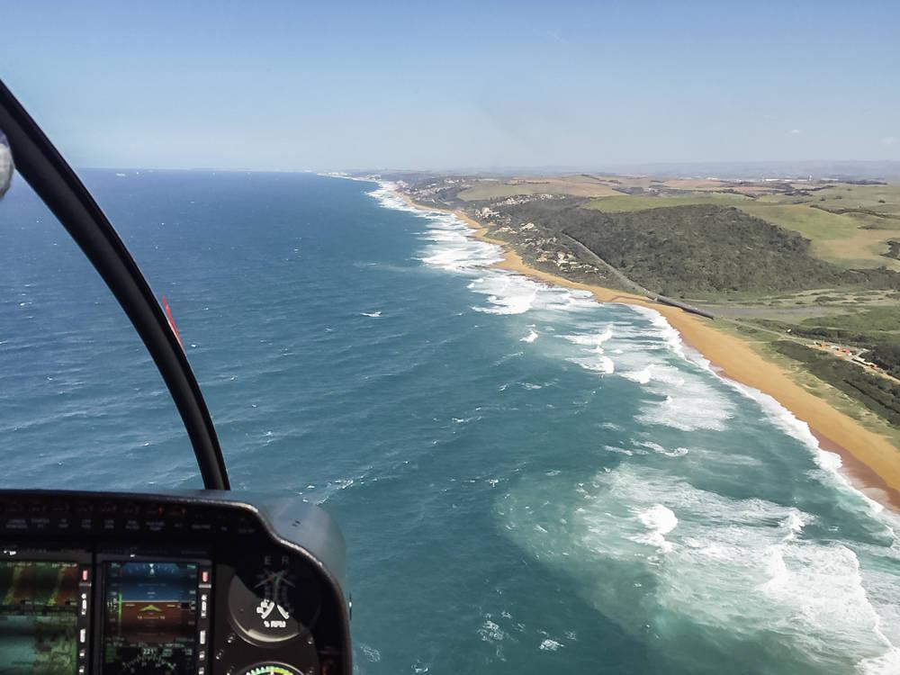 Helicopter Flight   Adventure Flight - North Coast