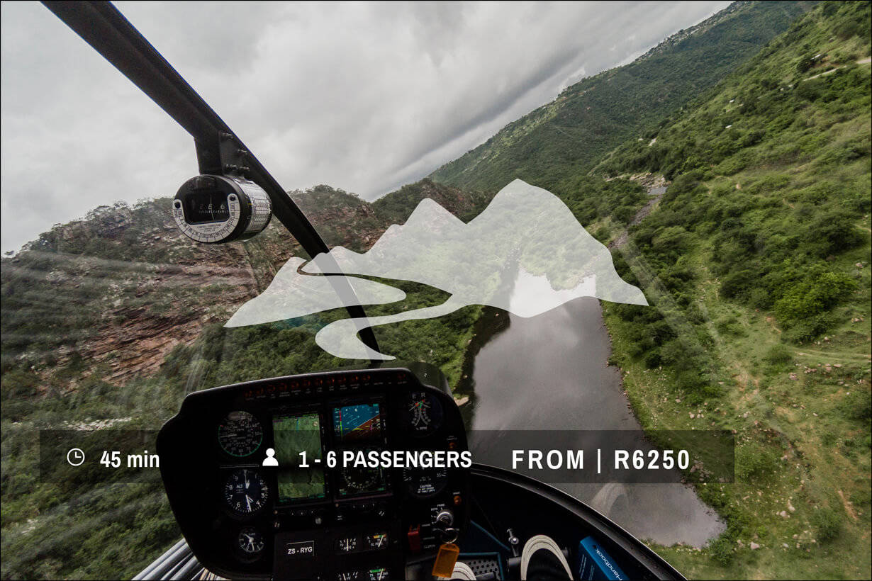 Low Level Helicopter Adventure Flight