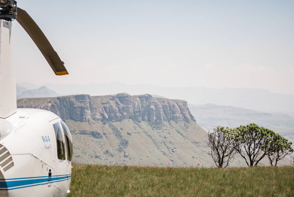Helicopter Flight | Drakensberg Helicopter Tour Pi