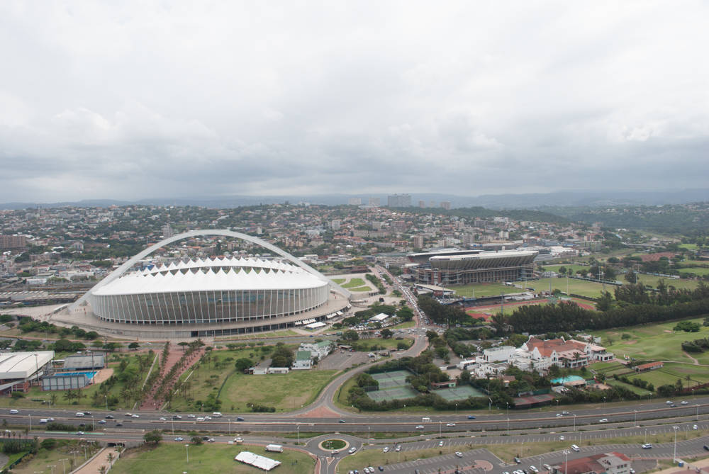 Helicopter Flight | Photography Tour - Stadiums