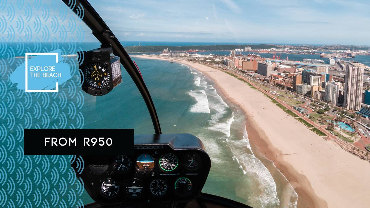 Beach Helicopter Destinations