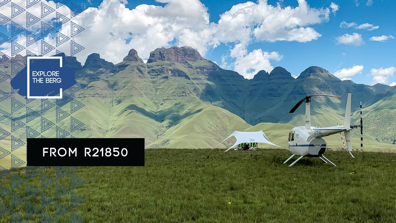 Berg Helicopter Destinations